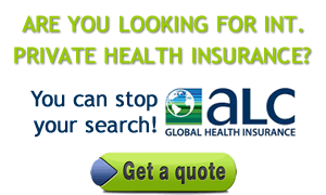 ALC - International Health Insurance - Get an instantaneous quotation